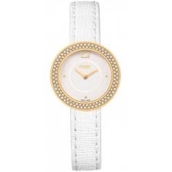 Fendi My Way Diamond Yellow Gold 28 mm Watch F350424041C0