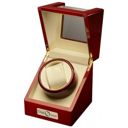 Diplomat Estate Cherry Wood Single Watch Winder 31-405