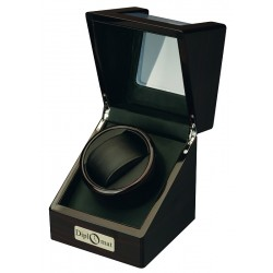 Diplomat Estate Ebony Wood Single Watch Winder 31-407
