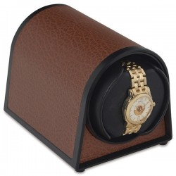 Orbita Sparta 1 Mini AC Watch Winder W05020 Brown