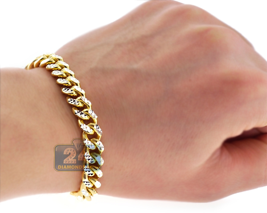 e3f4f5a97c31 Bracelet Diamond Cut