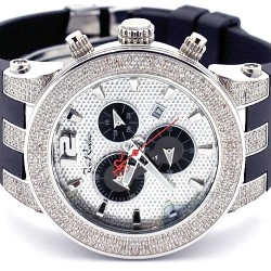 Joe Rodeo Broadway 5.00 ct Diamond Steel Watch JRBR1