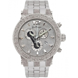 Joe Rodeo Broadway 5.00 ct Diamond Mens Watch JRBR18