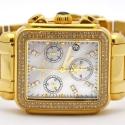 Joe Rodeo Madison 1.50 ct Diamond Yellow Gold Watch JRMD3