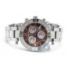 Womens Diamond Watch Joe Rodeo Marina JMA2 0.90 ct Black Dial