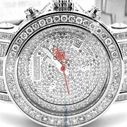 Womens Iced Out Diamond Watch Joe Rodeo Rio JRO39 8.00 Carats
