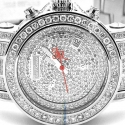 Joe Rodeo Rio 8.00 ct Iced Out Diamond Pave Dial Watch JRO39