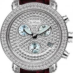 Womens Diamond Silver Watch Joe Rodeo Passion JPA2 0.60 ct