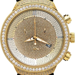 Joe Rodeo Master 2.65 ct Diamond Mens Watch JJM26