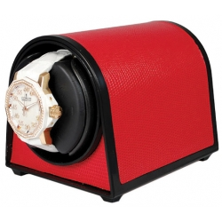 Orbita Sparta 1 Mini AC Watch Winder W05025 Red