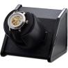 Single Watch Winder W05521 Orbita Sparta Open 1 Black