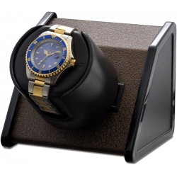 Orbita Sparta Open 1 Lithium Watch Winder W05522 Brown