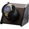 Single Watch Winder W05522 Orbita Sparta Open 1 Brown
