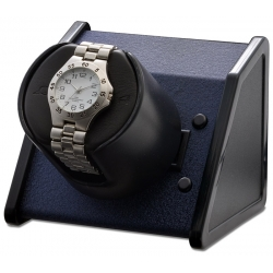 Single Watch Winder W05525 Orbita Sparta Open 1 Blue