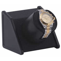 Orbita Sparta Open 1 Watch Winder W05520 Black Leather