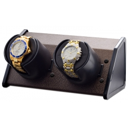 Orbita Sparta Open 2 Lithium Watch Winder W05528 Brown