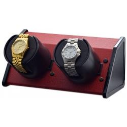 Orbita Sparta Open 2 Lithium Watch Winder W05529 Red
