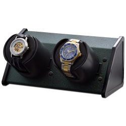 Orbita Sparta Open 2 Lithium Watch Winder W05533 Green
