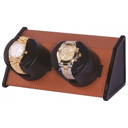 Orbita Sparta Open 2 Watch Winder W05580 Brown Leather