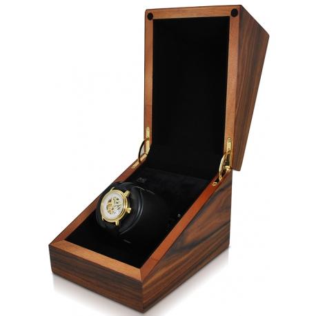 Single Watch Winder W06541 Orbita Sparta Deluxe 1 Teak Wood