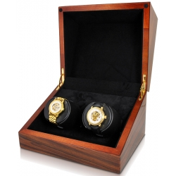 Orbita Sparta 2 Deluxe Watch Winder W07012 Teak Wood