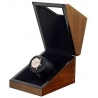Single Watch Winder W08560 Orbita Siena Rotorwind Teak Wood
