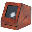 Orbita Siena 1 Programmable Watch Winder W13006 Burl Wood