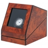 Single Watch Winder W13006 Orbita Siena Programmable Burl Wood