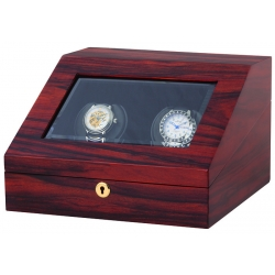 Orbita Siena 2 Rotorwind Watch Winder W13010 Teak Wood