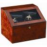 Double Mechanical Watch Winder W31006 Orbita Sempre Executive Burl