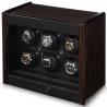 Six Watch Winder Cabinet W70001 Orbita Avanti 6 Rotorwind