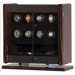 Eight Watch Winder Cabinet W22038 Orbita Avanti 8 Programmable