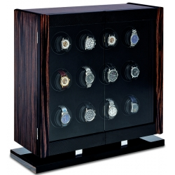 Twelve Watch Winder Cabinet W22041 Orbita Avanti 12 Rotorwind