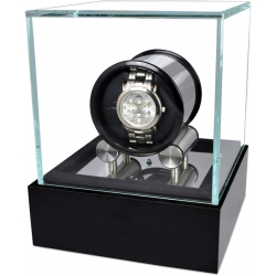 Single Watch Winder W34020 Orbita Cristalo 1 Programmable Glass