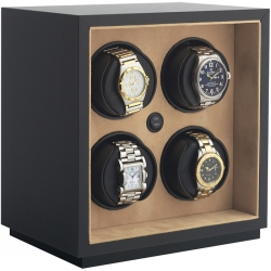 Orbita Insafe 4 Open Front Watch Winder W21500 Cream