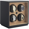 Quad Watch Winder Box W21500 Orbita Insafe 4 Open Front