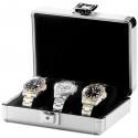 Orbita Lugano 3 Watch Travel Case W81000 Aluminum