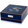 Triple Watch Winder Orbita Giglio Blue Marlin W20052 Rotorwind