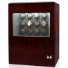 12 Watch Winder Cabinet 31-570122 Volta Roadster Rosewood