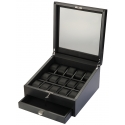 Volta Carbon Fiber 15 Watch Display Box 31-560970