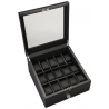15 Watch Display Storage Box Volta 31-560970 in Carbon Fiber