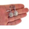 Womens Fancy Yellow Diamond Drop Earrings 18K Gold 5.12 ct
