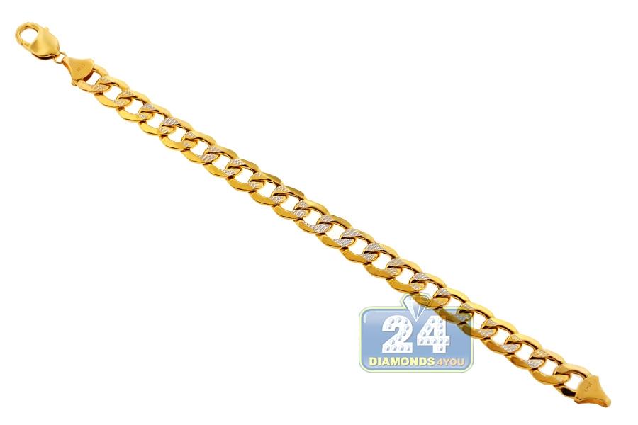 8df983e82fee Diamond Bolo Bracelet 1 2 ct tw Round-cut 10K White Gold - 111536304. Rose Cut  Diamond Bracelet 10K Yellow Gold Diamond Cut Cuban Mens Link Bracelet 11mm  ...