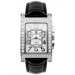 Aqua Master Cabarnet 5.20 ct Diamond Womens White Dial Watch