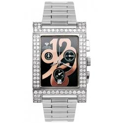 Aqua Master Cabarnet 3.75 ct Diamond Womens Bracelet Watch