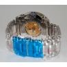 Aqua Master Magnum 7.65 ct Diamond Mens White Dial Watch