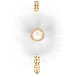 Fendi My Way Diamond 36 mm Womens Gold Watch F351434000B0