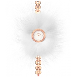Fendi My Way 36 mm Rose Gold Tone Womens Watch F351534000