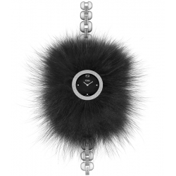 Fendi My Way Diamond 36 mm Womens Black Watch F351031000R1
