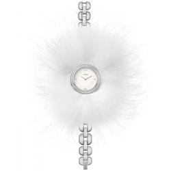 Fendi My Way 36 mm Womens Silver Watch F351034000